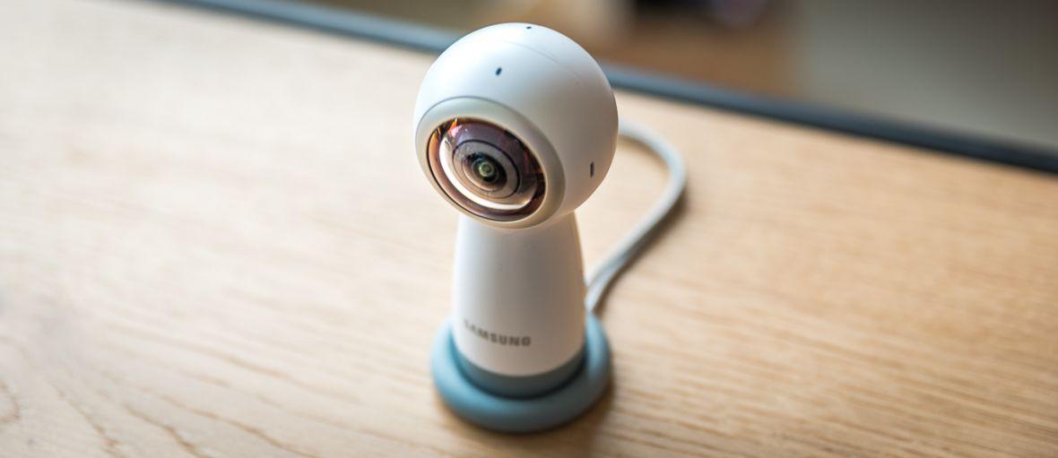 Nowa kamera Samsung Gear 360 i odświeżone okulary Gear VR – pierwsze wrażenia