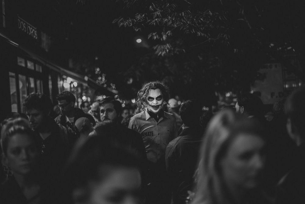 Fotografia uliczna — Constantinos Sofikitis (Grecja)