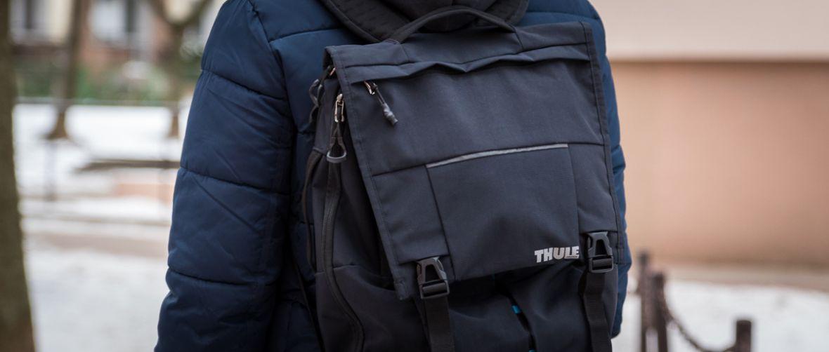 Gdyby każdy plecak miejski był tak przemyślany… Thule Paramount 29L – recenzja Spider's Web