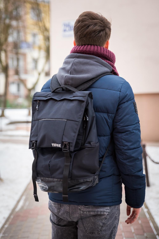 Thule paramount 29L - uniwersalny plecak miejski