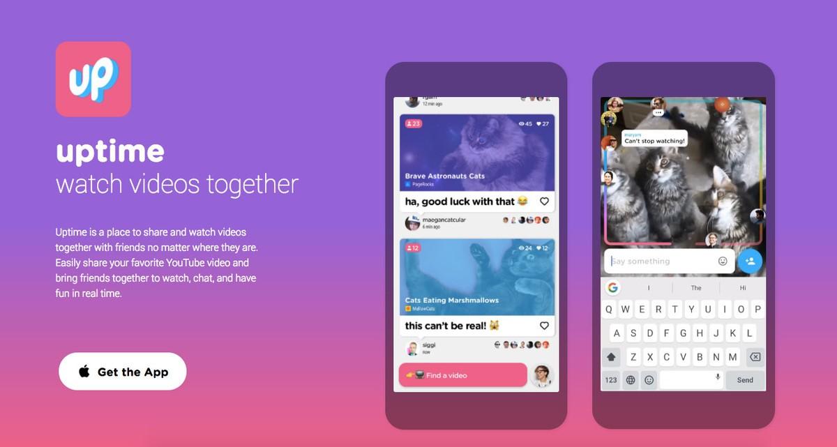 Google Uptime - społecznościowy YouTube