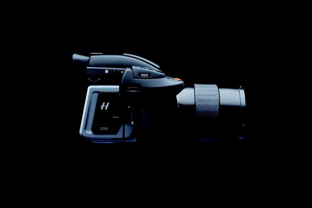 DJI Hasselblad dron, 100 megapikseli
