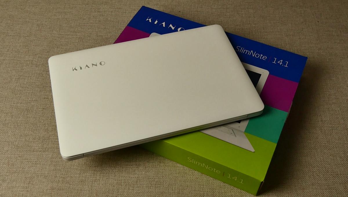 14869755736df Przetestowaliśmy Kiano SlimNote 14.1 - polski laptop z Biedronki za ...
