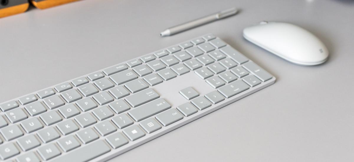 Surface Keyboard to najlepsza klawiatura do Windowsa 10