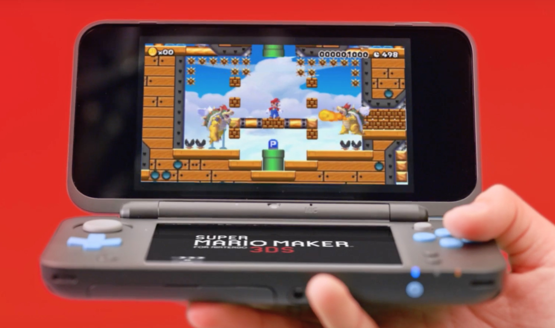 New Nintendo 2ds Xl Za 599 Zł To Najsensowniejszy Handheld Na Rynku