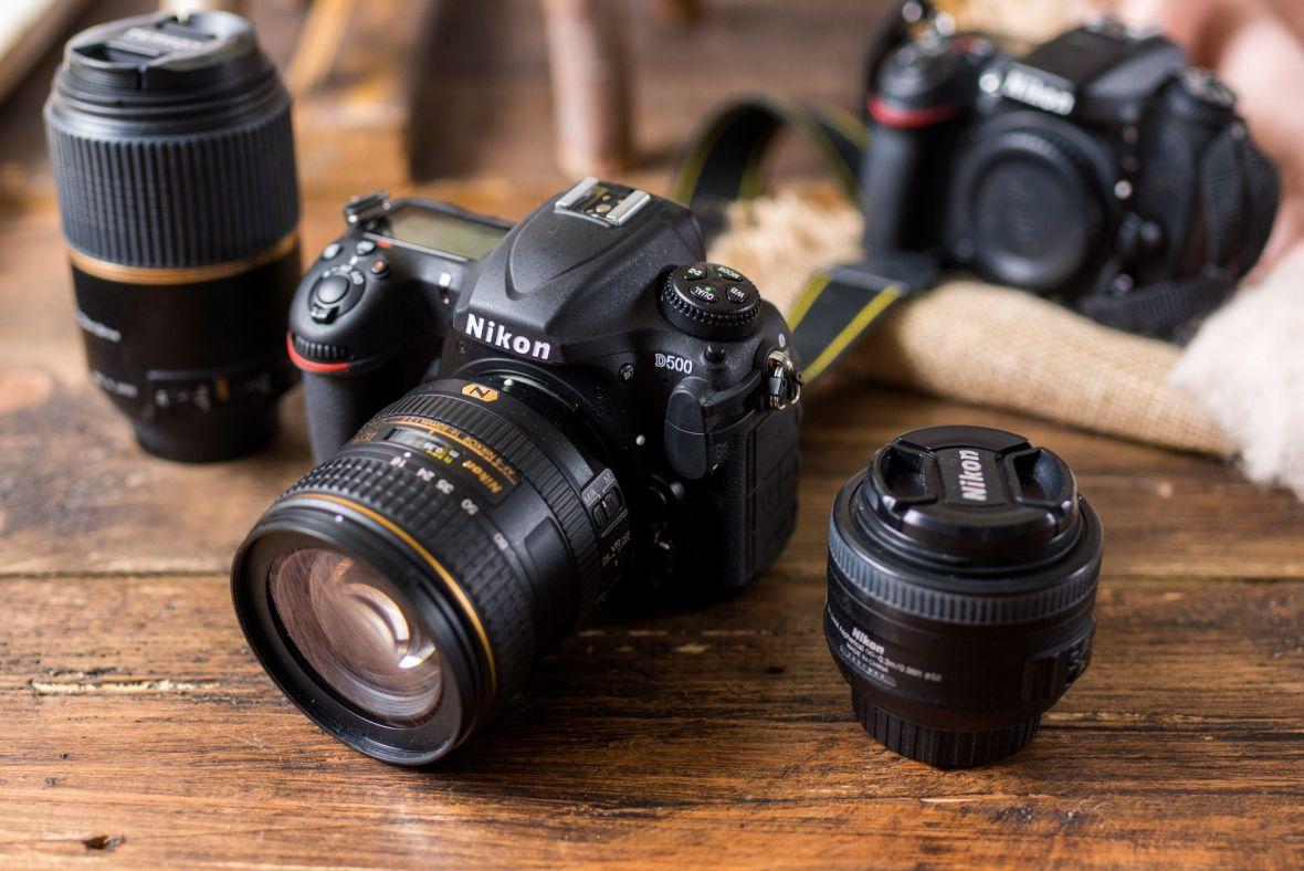 Nikon przyznaje, że przegrywa ze smartfonami. Ofiarą tej wojny padła fabryka w Chinach