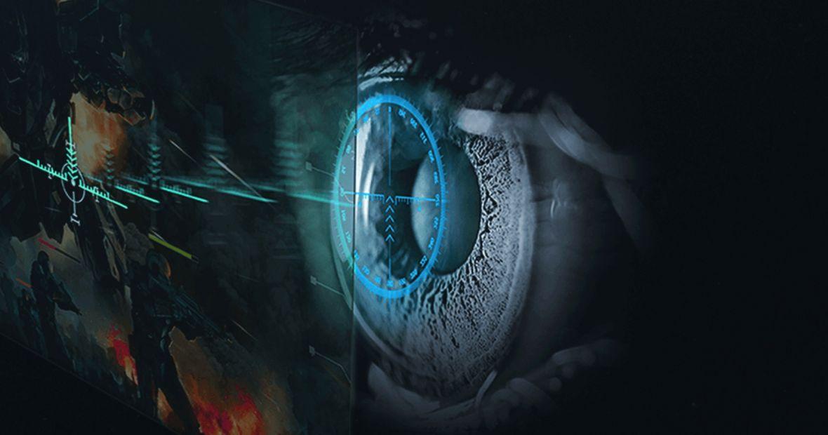 Zdjęcie oka, drukarka i soczewka kontaktowa. Tylko tego potrzebujesz do odblokowania cudzego Galaxy S8