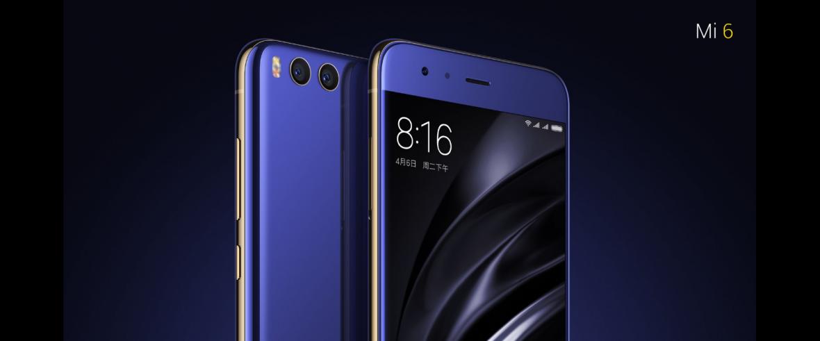 Promocja: Xiaomi Mi6 za 1230 zł. Wysyłka z polskiego magazynu