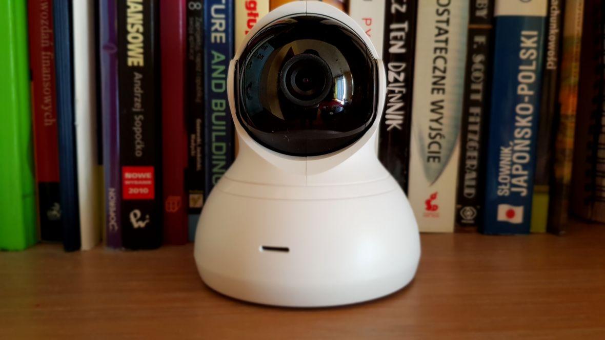 Ta domowa kamera ma prawie same plusy. Xiaoyi Yi Dome – recenzja Spider's Web
