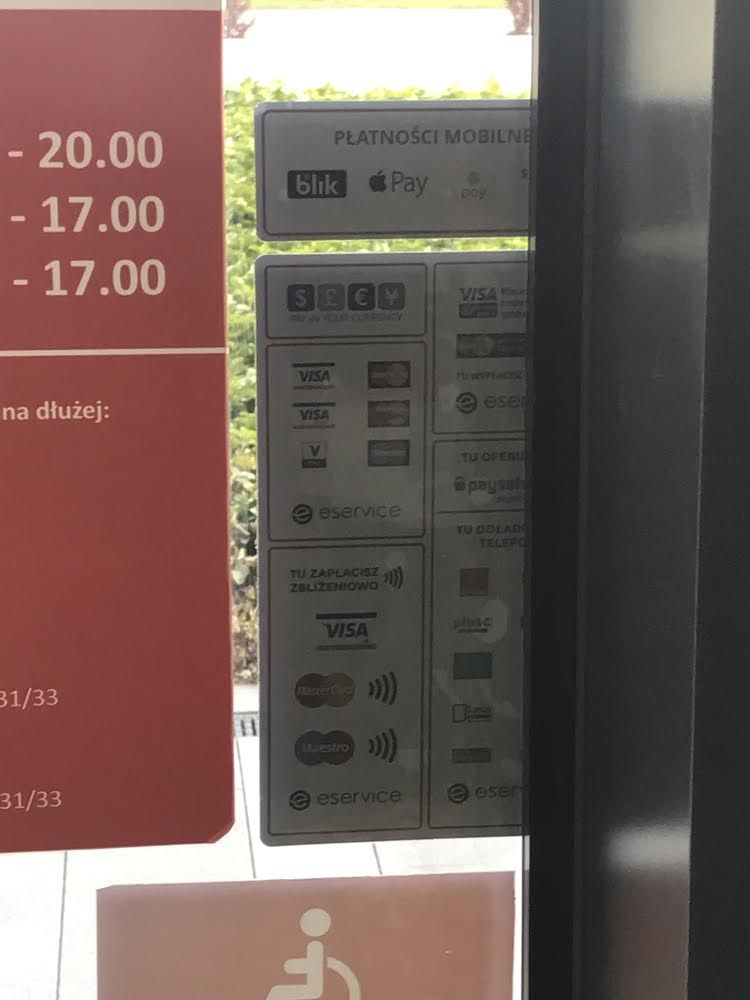 Apple Pay w Polsce - Poczta Polska
