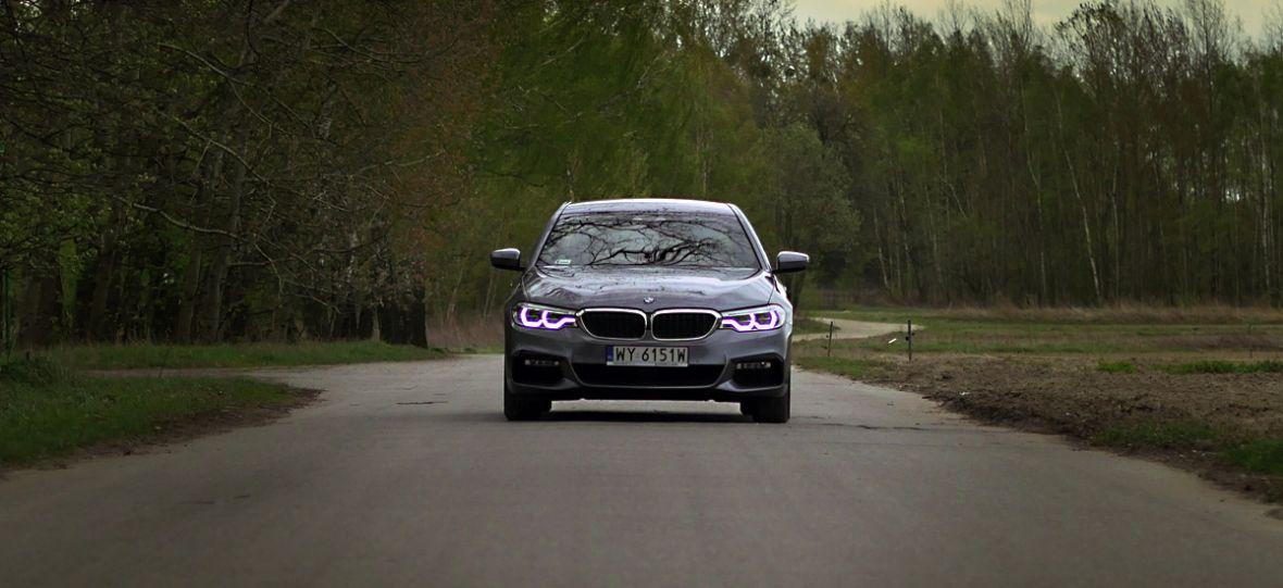 0d299b49d90b5 BMW 540i xDrive: wygoda, luksus i mnóstwo użytecznych gadżetów
