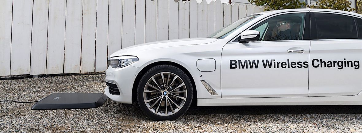 Możesz zapomnieć o ładowaniu samochodów BMW. Wystarczy, że zaparkujesz w odpowiednim miejscu