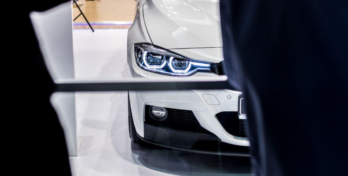 Przychodzisz do BMW, a tam same hybrydy. Poważnie, tak było