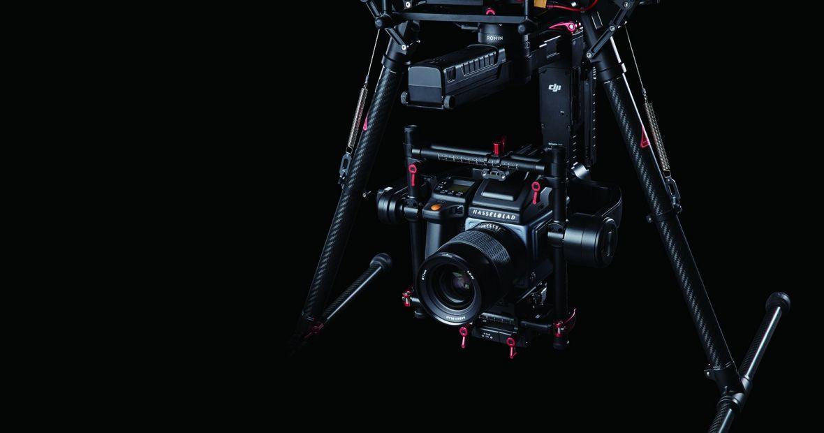 DJI i Hasselblad prezentują latające monstrum. 100 megapikseli i cena… 200 tys. zł