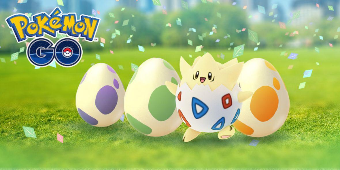 Jajka, jajka, wszędzie jajka. Rusza wielkanocny event Pokemon GO