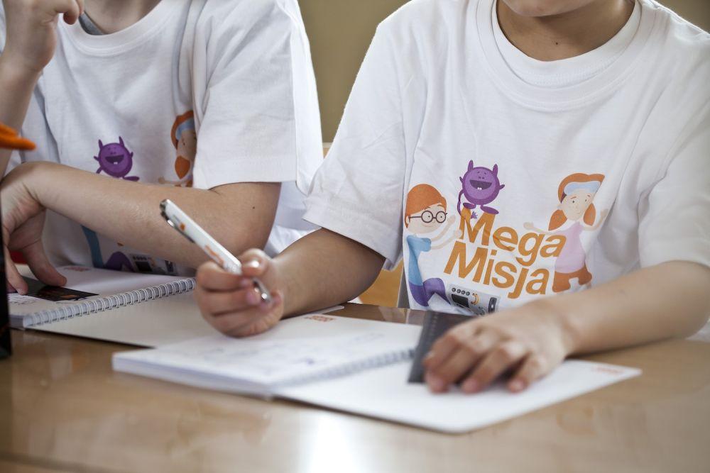 Fundacja Orange - MegaMisja dla szkół