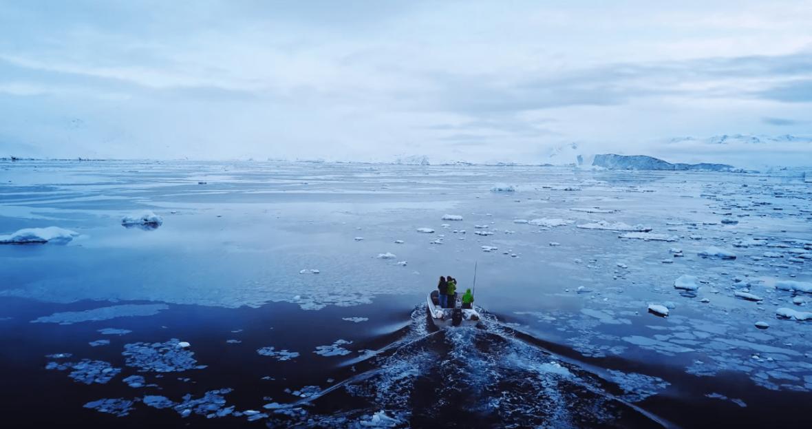Gonciarz na Grenlandii – youtube'owy materiał, który wyprzedza telewizję