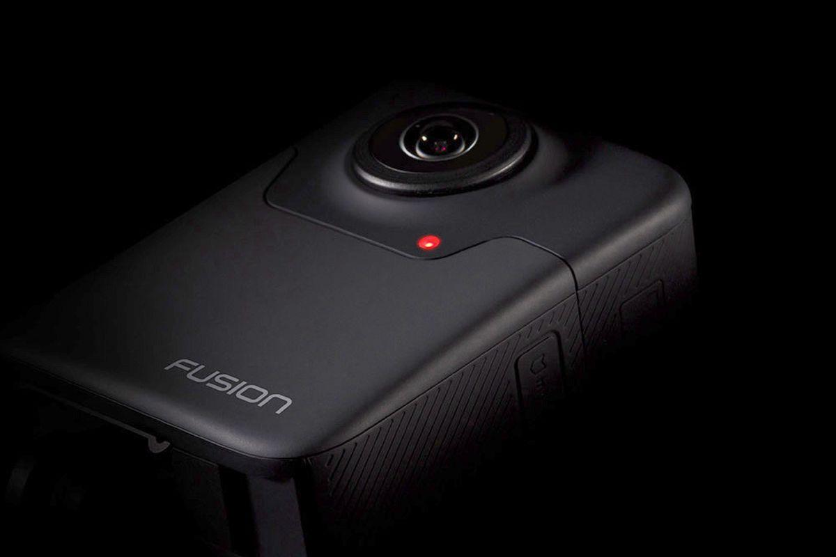 gopro fusion - kamera 360