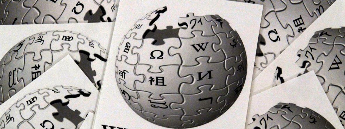 Nie mogę się doczekać serwisu informacyjnego od Wikipedii by śledzić, jak pogrąża się w ideologiach
