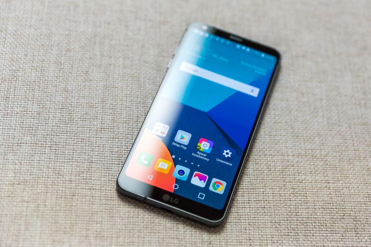 Smartfon pełen sprzeczności. LG G6 – pierwsze wrażenia Spider's Web