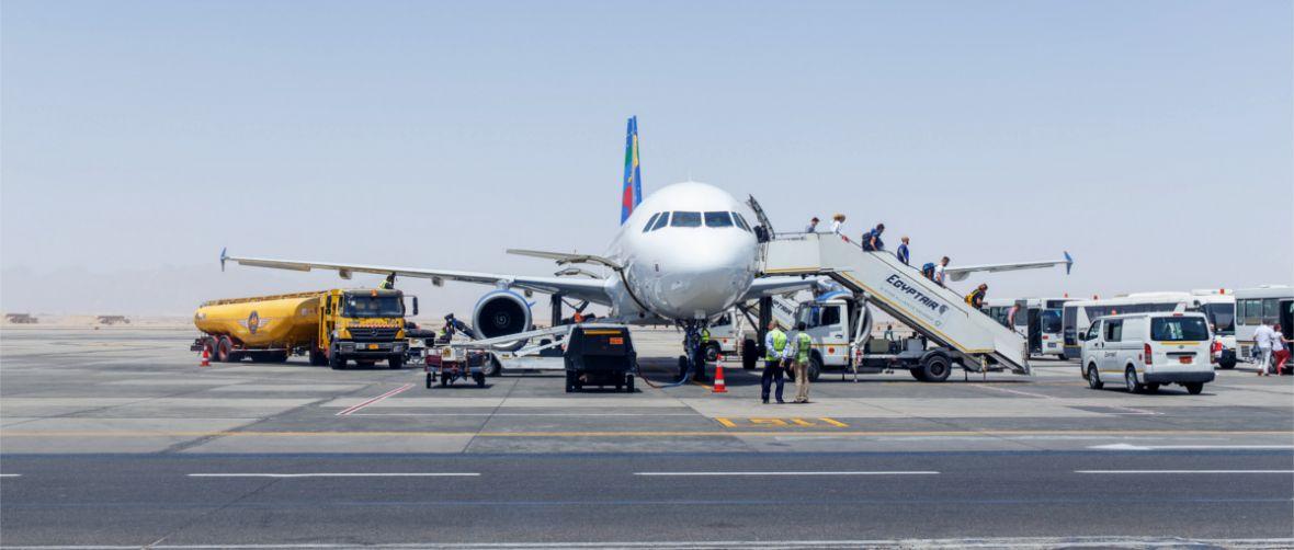 Zakaz wnoszenia elektroniki na pokład samolotu może objąć Polskę. Donald Trump już nad tym pracuje