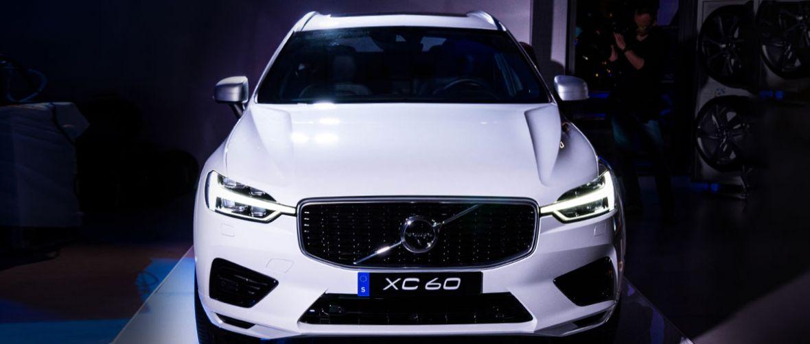 Volvo XC60 trafiło do Polski! Z wielkim żalem wysiadaliśmy z nowego, szwedzkiego SUV-a