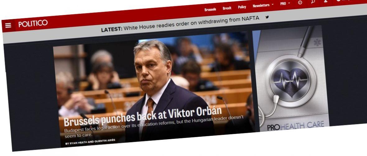Onet uruchomi kolejny dobry serwis na licencji – Politico zawita do Polski