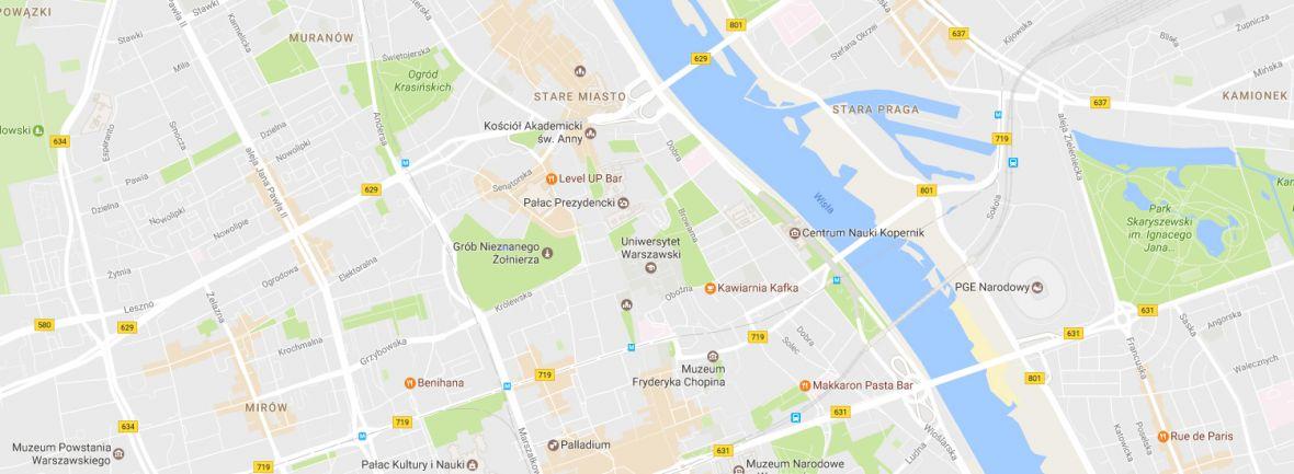Wygląda na to, że szef Google zapowiedział właśnie wysyp reklam w Mapach Google