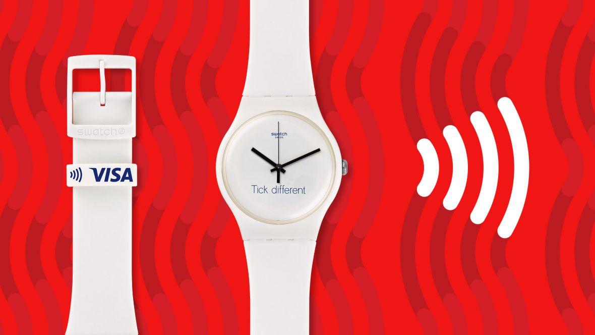 """Apple """"myśli inaczej"""" i pozywa Swatcha za… hasło reklamowe"""