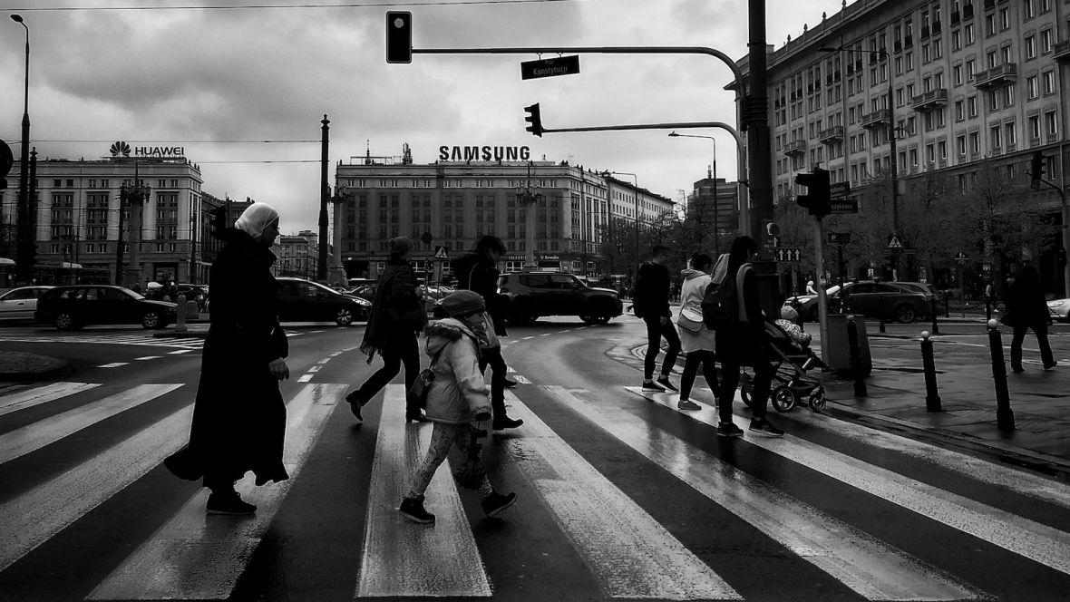 Warszawski dzień vol. 2 – złapane smartfonem #46