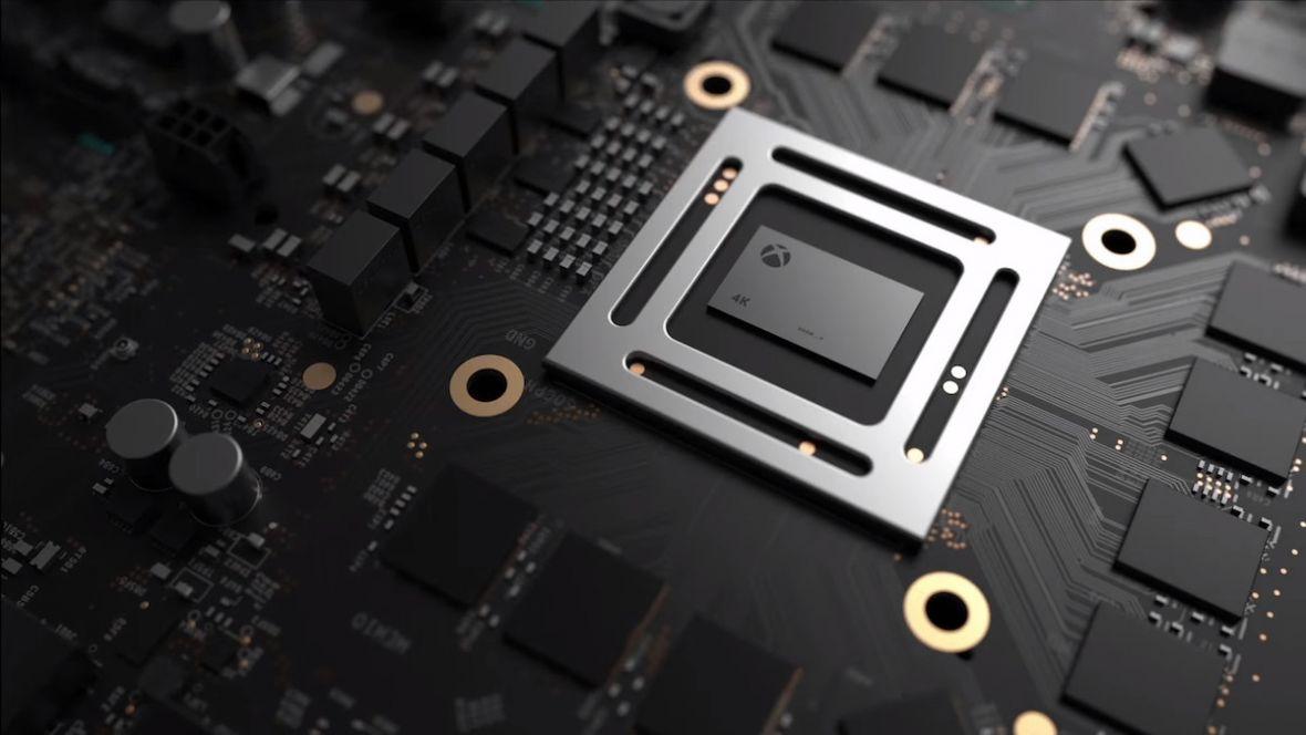Xbox Scorpio zaoferuje grom więcej pamięci niż PlayStation 4 Pro. Aż 9 GB