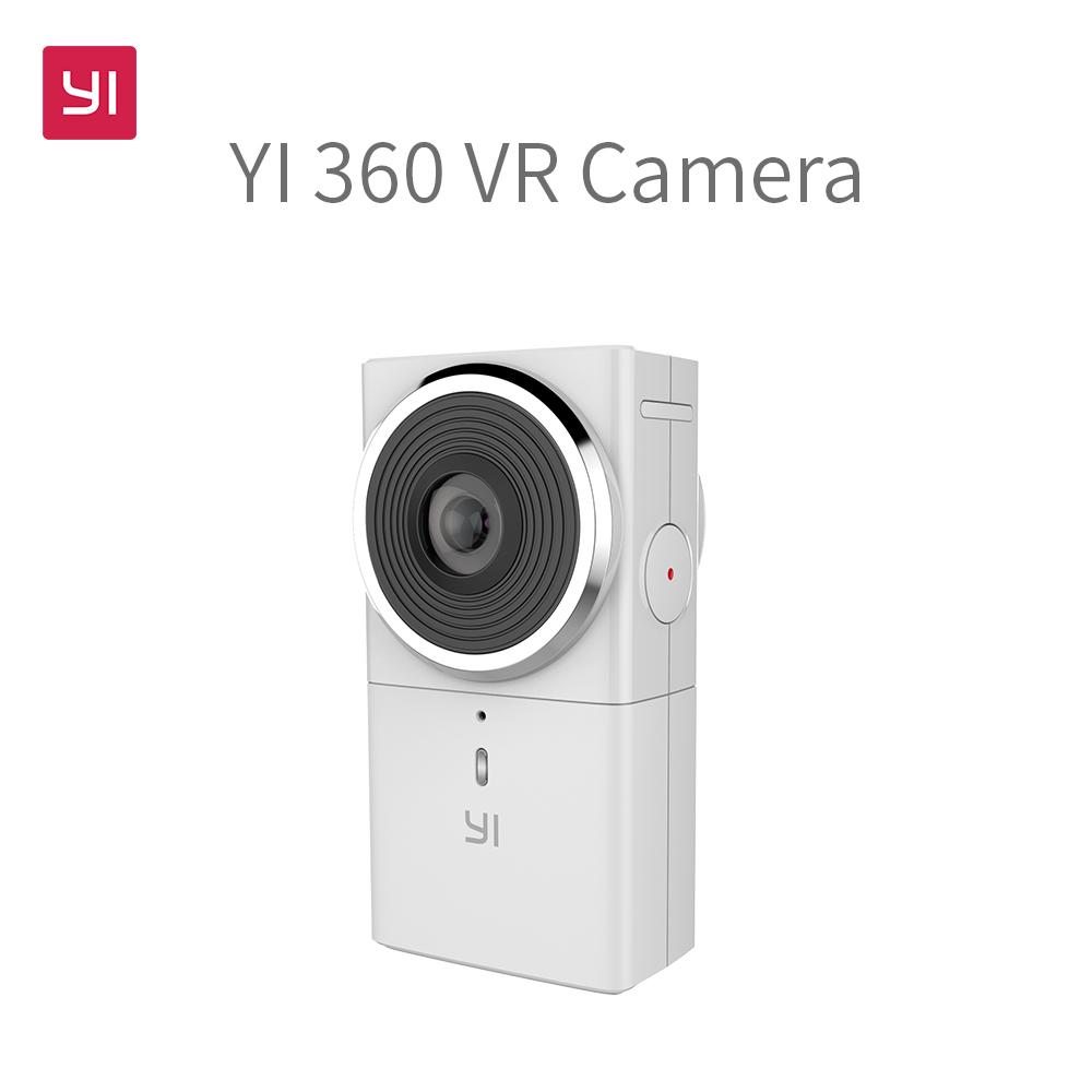 Xiaomi YI 360 - kamera sferyczna 360 VR