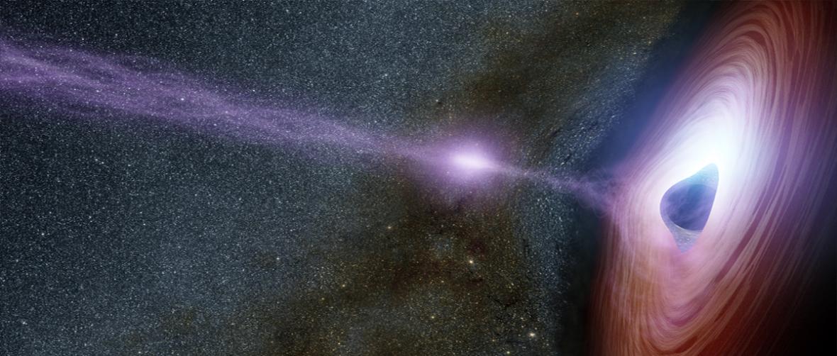 Pierwsze zdjęcie czarnej dziury przejdzie do historii. O ile wyszło… bo wywołanie go zajmie miesiące
