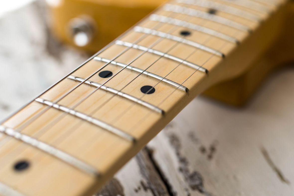 Nauka gry na gitarze dla geeka – 3 najlepsze miejsca dla średnio-zaawansowanych