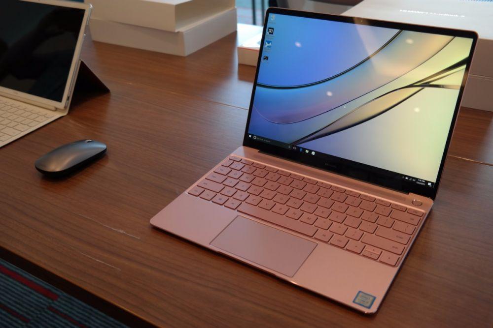 MateBook X to najlepszy komputer w ofercie Huawei.