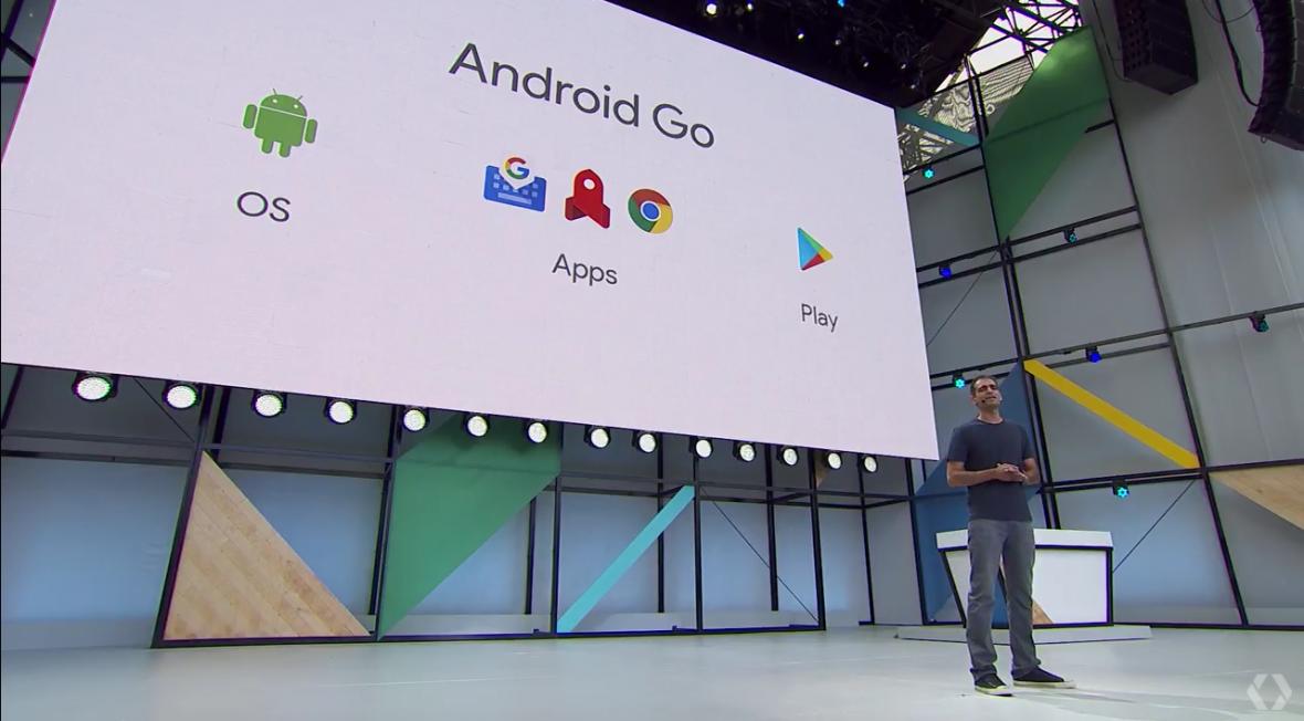 Android Go ma osiągnąć to, czego się nie udało Androidowi One