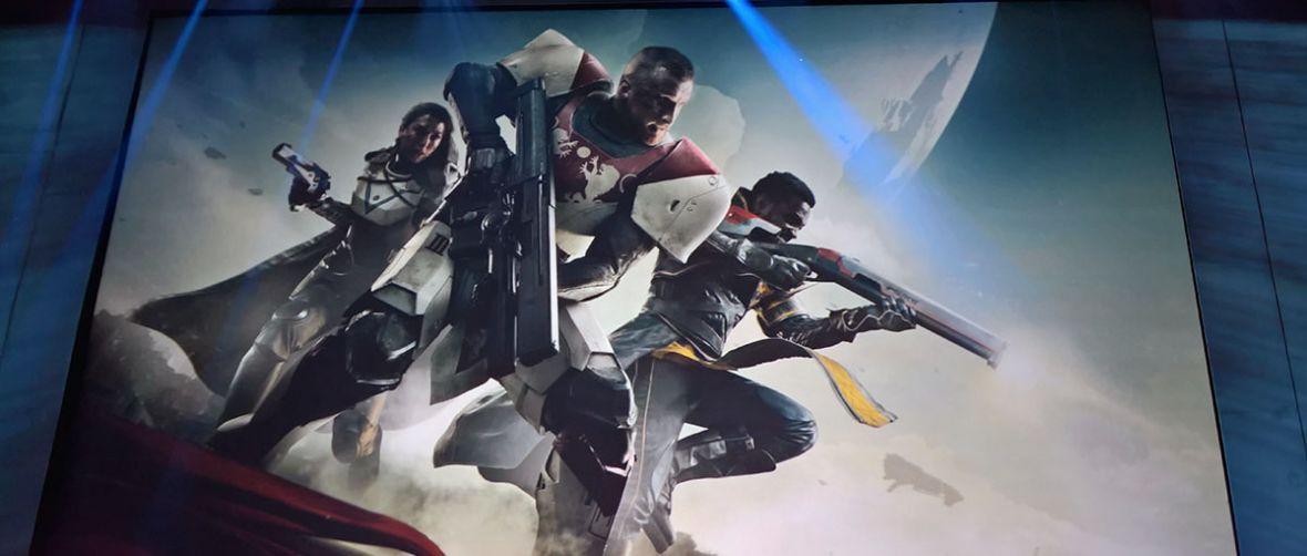 Ta gra nie ma żadnego odpowiednika, żadnej konkurencji. Destiny 2 – pierwsze wrażenia Spider's Web