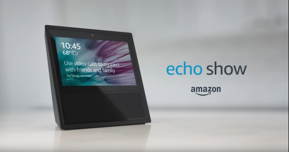 Alexa właśnie zyskała twarz… albo ekran. Poznaj Echo Show od Amazonu