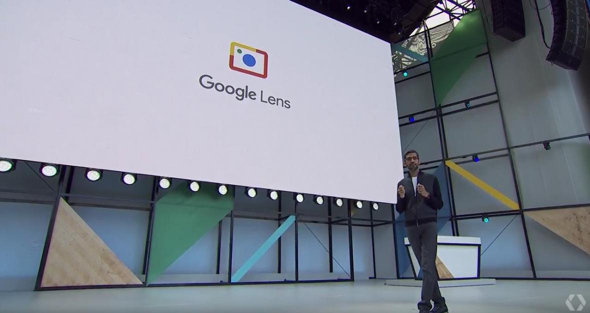 Google Lens, czyli sztuczna inteligencja wkracza do aparatów
