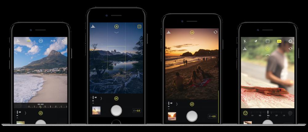 Halide - aplikacja aparatu na iPhone'a
