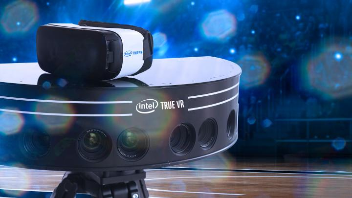 intel true vr kamera wirtualna rzeczywistość