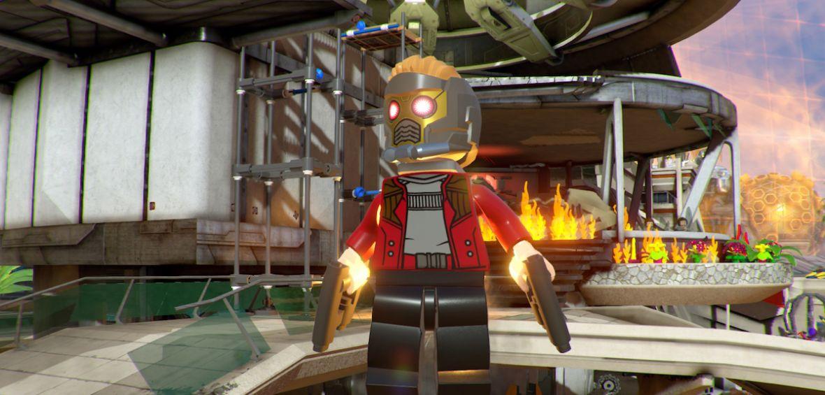 Baby Groot ramię w ramię ze Spider-Gwen? Graliśmy w LEGO Marvel Super Heroes 2