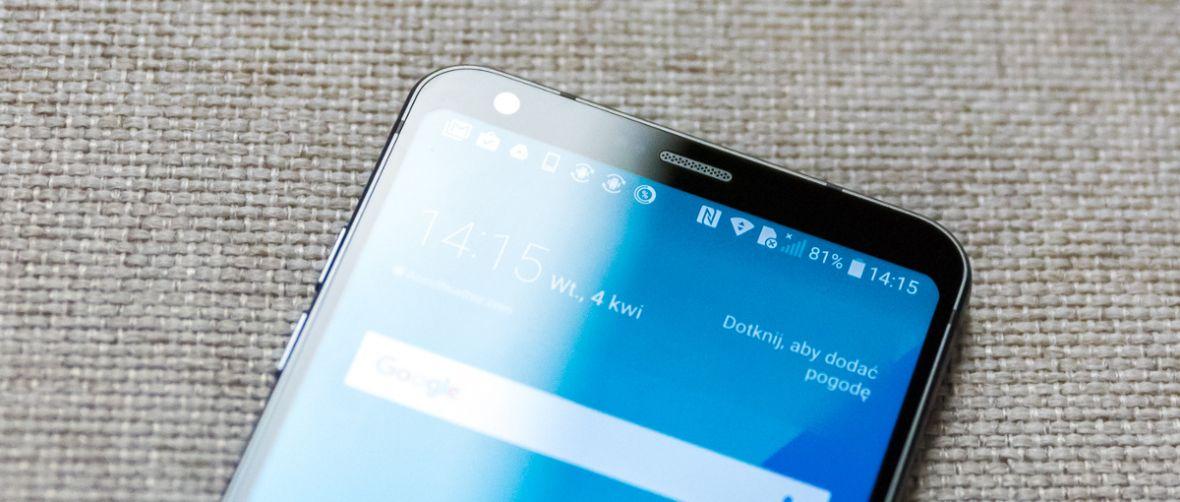 Jakie funkcje powinien mieć telefon z najwyższej półki? Opowiadam na przykładzie LG G6