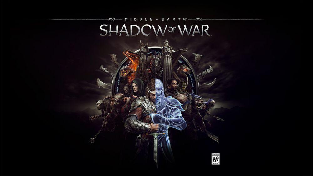 middle-earth shadow of war - mordor