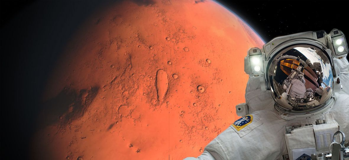 Marsjańscy kolonizatorzy nie powinni mieć większych problemów z dostępem do wody
