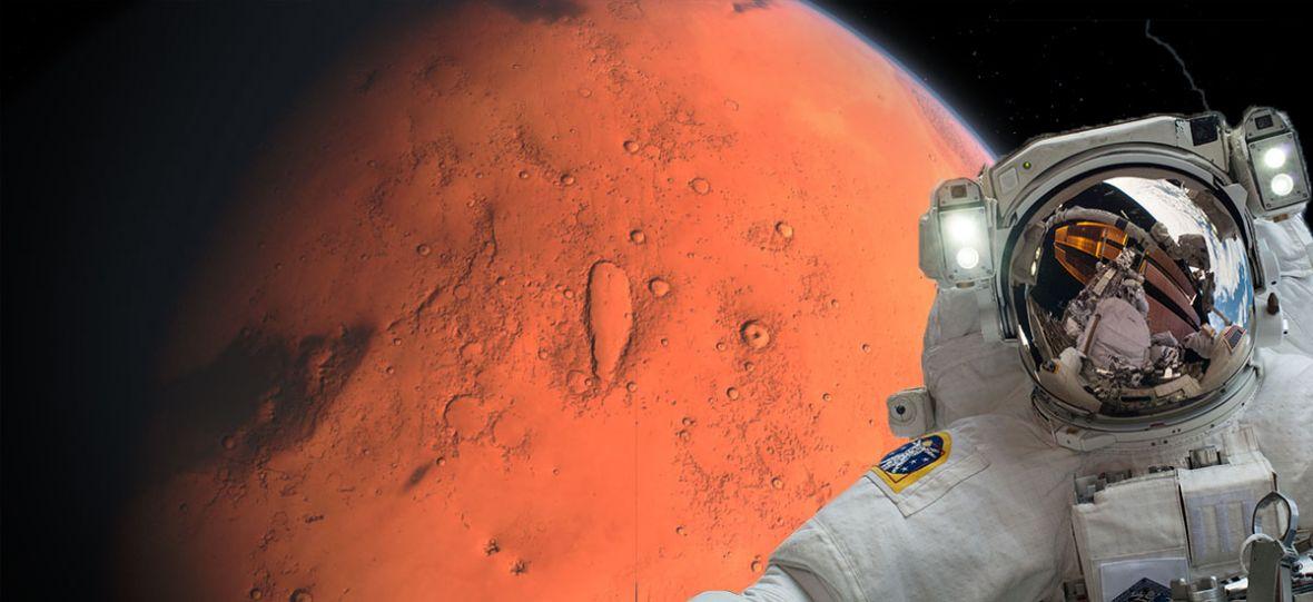 Podróż na Marsa to nie rurki z kremem. Na astronautów czeka znacznie zwiększona dawka promieniowania