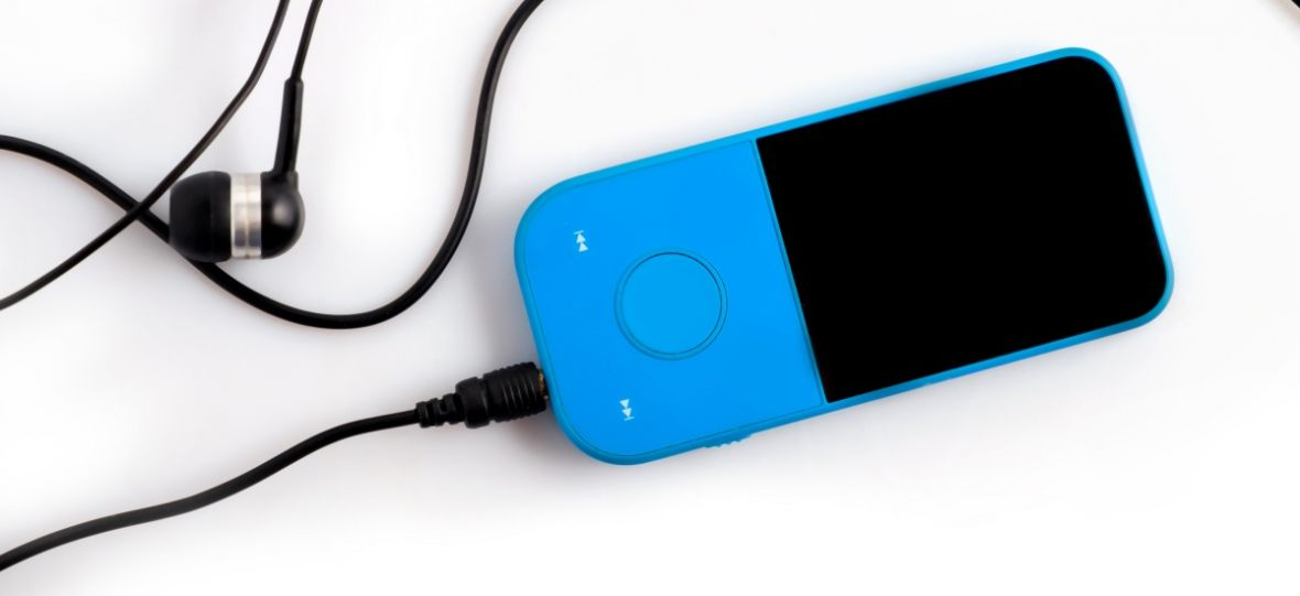 MP3's dead, baby. MP3's dead