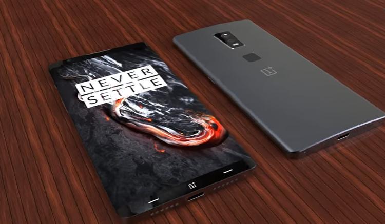 Tak może wyglądać OnePlus 5.