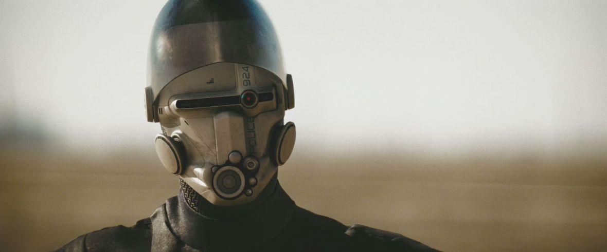 Robot policjant? W literaturze, filmach i grach jest ich pełno