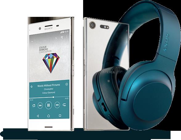 Sony Xperia XZ Premium przedsprzedaż